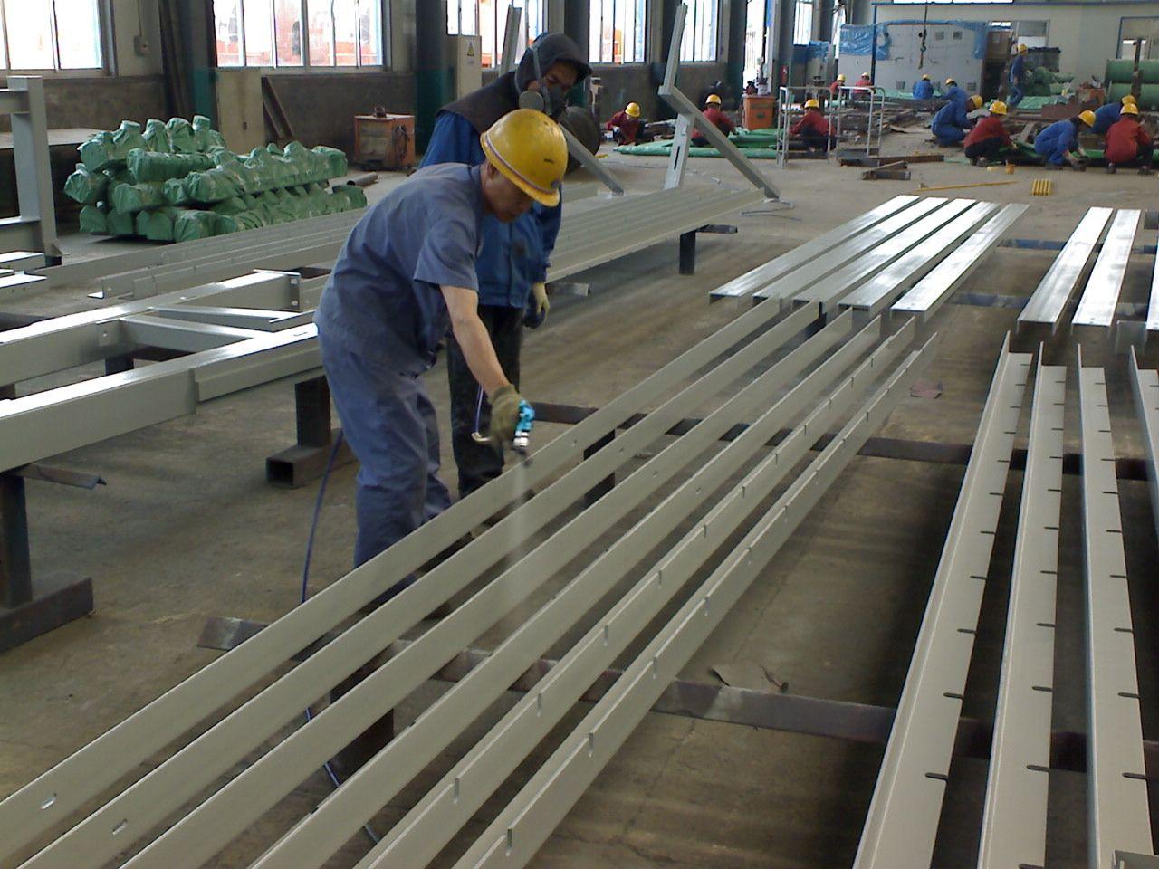 钢结构防腐漆5